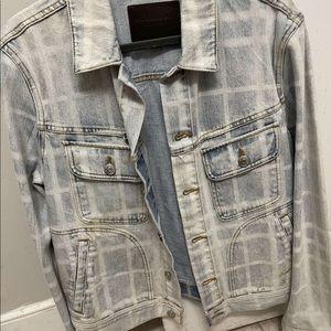Burberry Men's Denim Jacket
